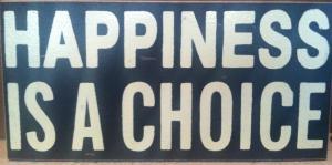 happinessisachoice
